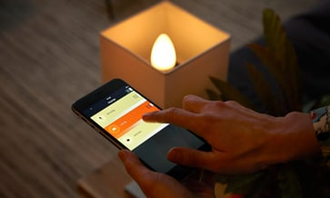 Philips Hue Intelligente Beleuchtung