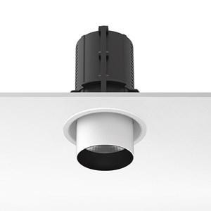 Flos Architectural UT Spot Downlight Trimø86 CRI 80 AN 09.4912.30 Weiss
